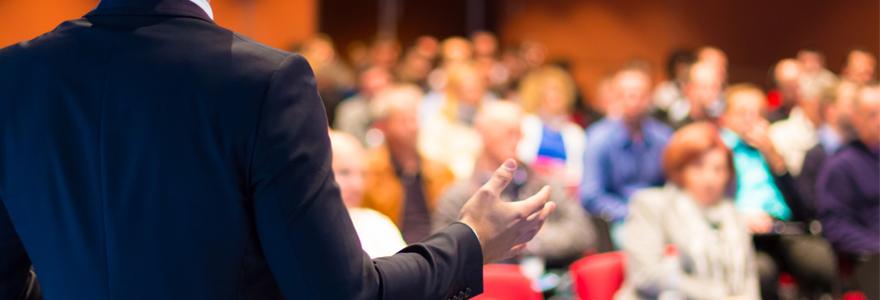 Conférences congrès adapté